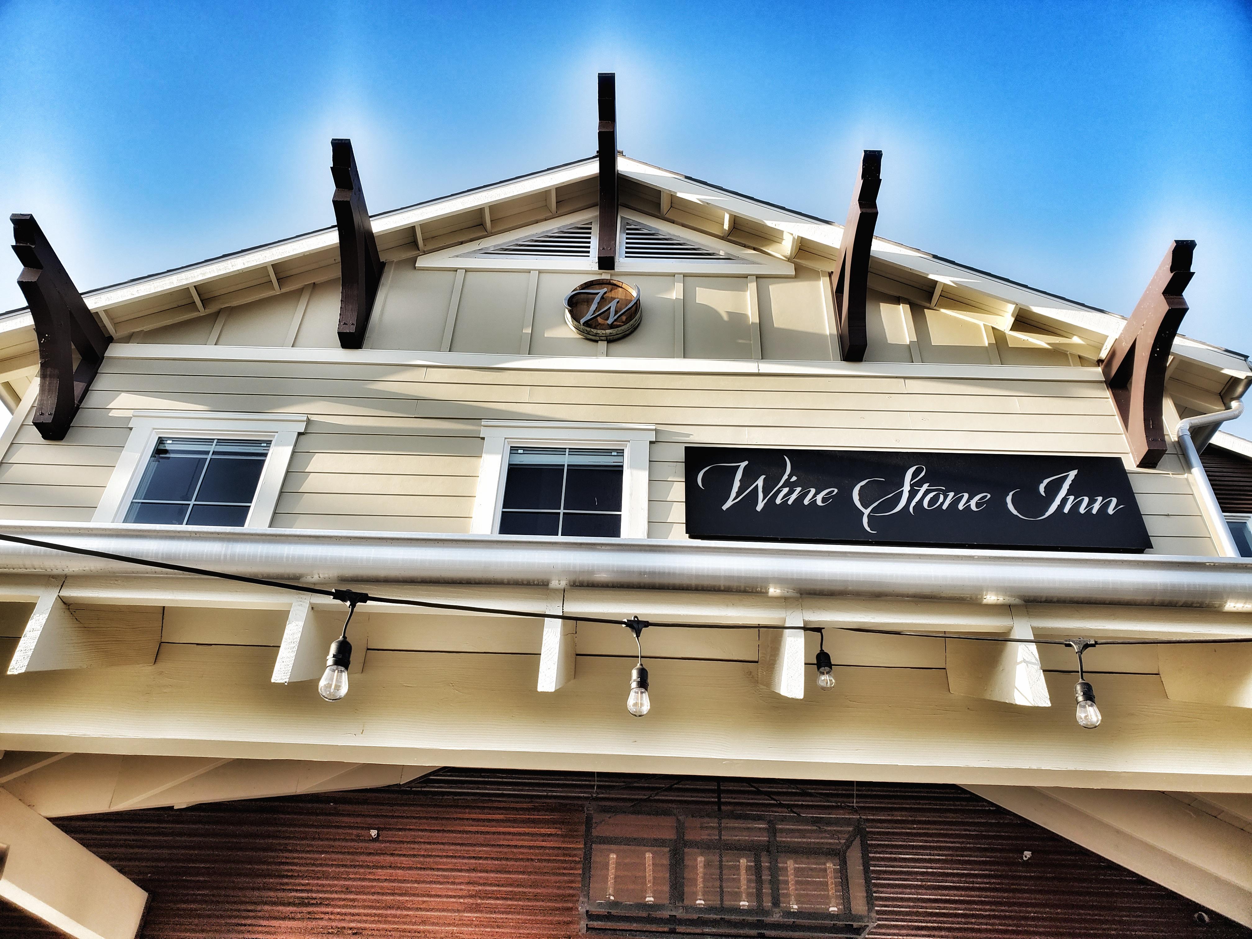 Wine Stone Inn exterior
